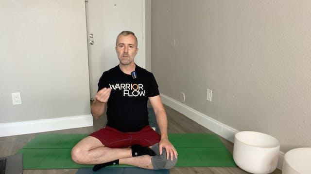 TUTORIAL: Seated Meditation Posture w...