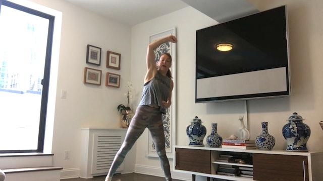 Cardio Kick with Cheryl Geiser (45 mins)