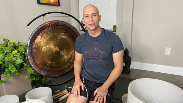 Sound Relaxation with Adrian Molina: Episode 3 (40 mins)