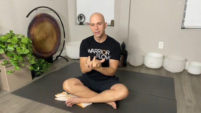 Yoga for Flexibility with Adrian Molina: Episode 9 (41 mins)