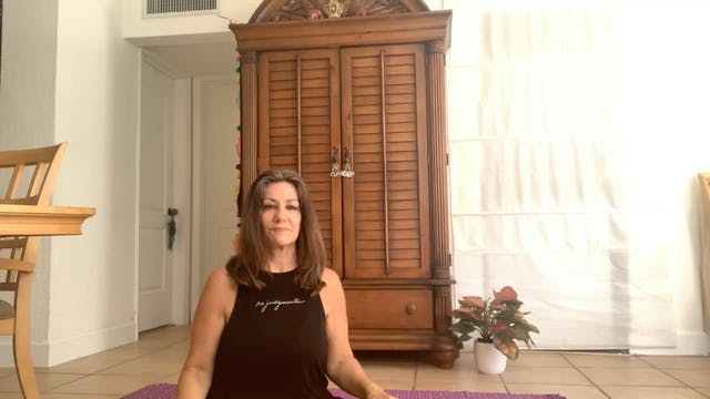 Gentle Hatha Yoga with Mary Cerdeiras...