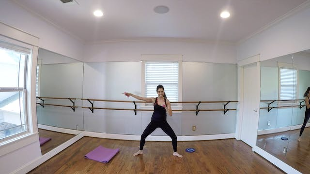 Full Body Express with Monica Flores ...