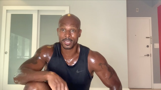 HIIT Wipeout Workout #2 with Elmer Hickman (30 mins)