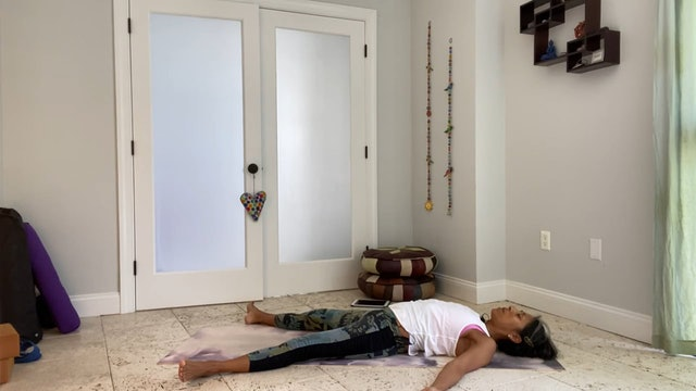Sivananda Classic Yoga with Gabriela Fernandez: Part 2 (23 mins)