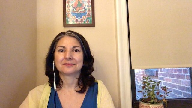 Meditation for Working with Self-Criticism with Kimberly Brown (30 mins)