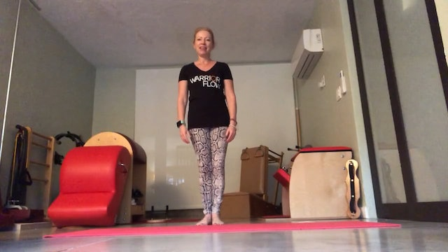 Power Pilates Boost with Sue Spinelli (45 mins)