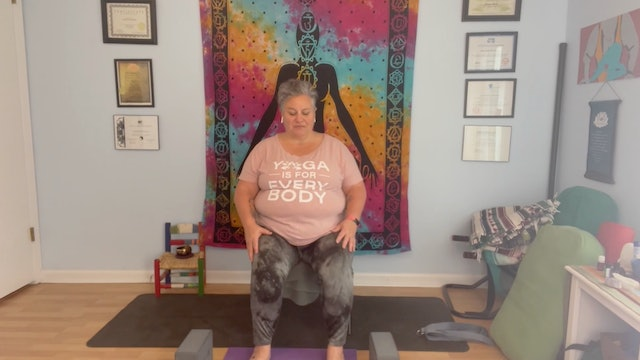 Downward Dog for Everyone with Sunny Barbee (15 mins)