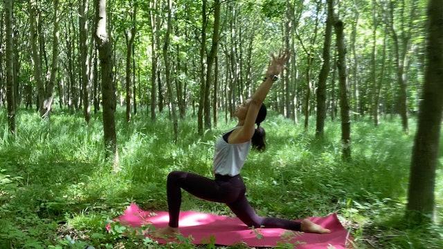 Forest Flow #1 with Yanti Amos (50 mins)