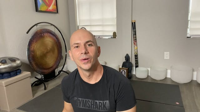 Yoga for Stiff Neck and Shoulders with Adrian Molina: Episode 9 (42 mins)