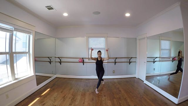 Short Upper Body Series with Monica F...