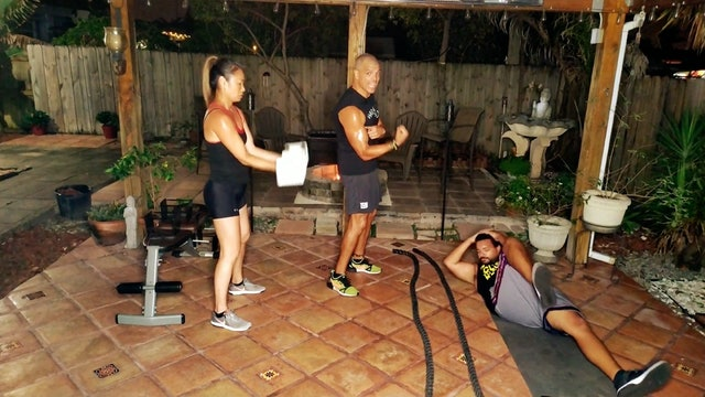 HIIT This! Workout with Angel Alicea