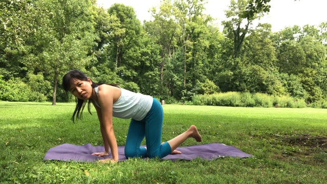 Ankle and Hip Mobility with Amy Wong (30 mins)