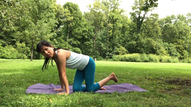 Ankle and Hip Mobility with Amy Wong ...
