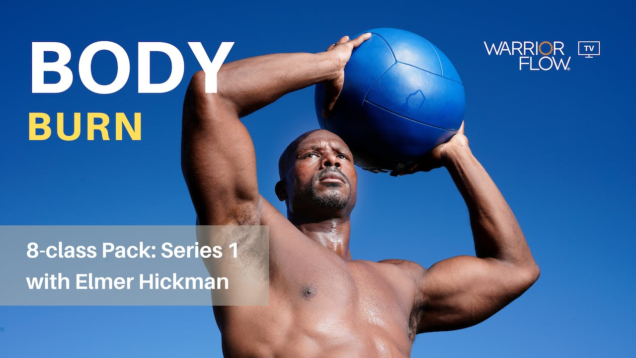 Body Burn HIIT Workouts with Elmer Hickman