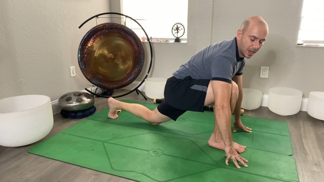 Yoga for Flexibility with Adrian Molina: Episode 5 (40 mins)