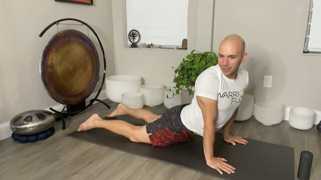 Yoga for Stress Reduction with Adrian Molina: Episode 5 (41 mins)