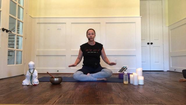 Yoga Flow with Loren Bassett (60 mins)