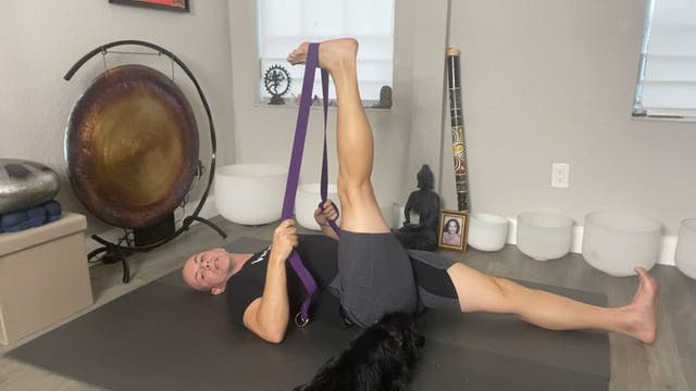 Yoga for Lower Back with Adrian Molina: Episode 6 (45 mins)