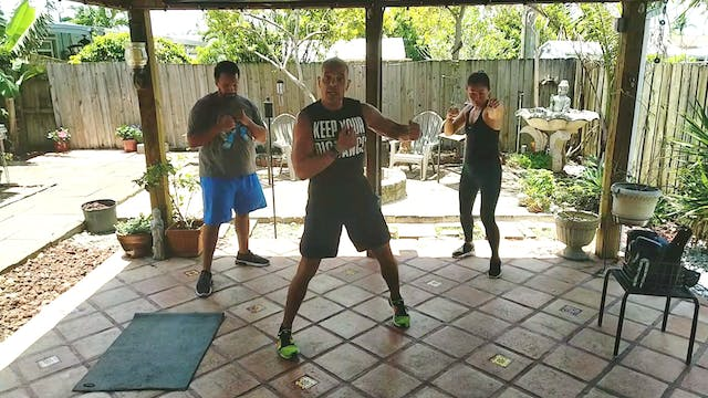 Boxing Basics 45 with Angel Alicea