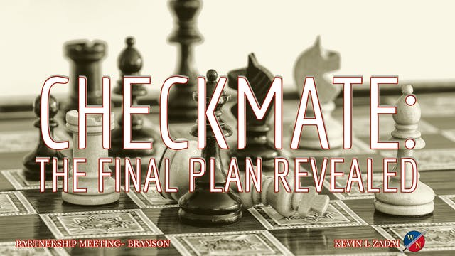 Checkmate : The Final Plan Revealed