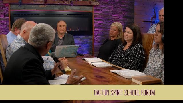 Dalton Spirit School Forum- Kevin Zadai