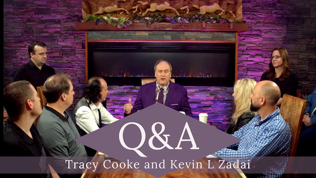 LIVE  Q&A With Kevin Zadai and Special Guest Tracy Cooke
