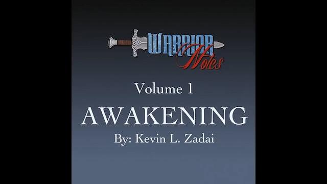Kevin Zadai Soaking Music Volume 1 Awakening: Movement One Twilight