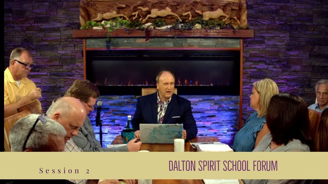 Dalton Spirit School Forum Session 2