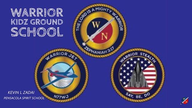 Warrior Kidz Ground School - Pensacola Spirit School