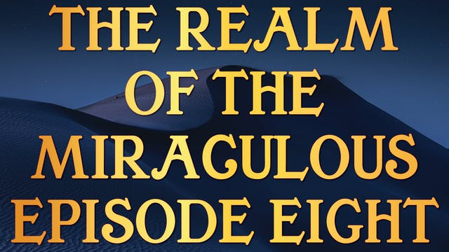 The Realm of the Miraculous - Tony Ke...