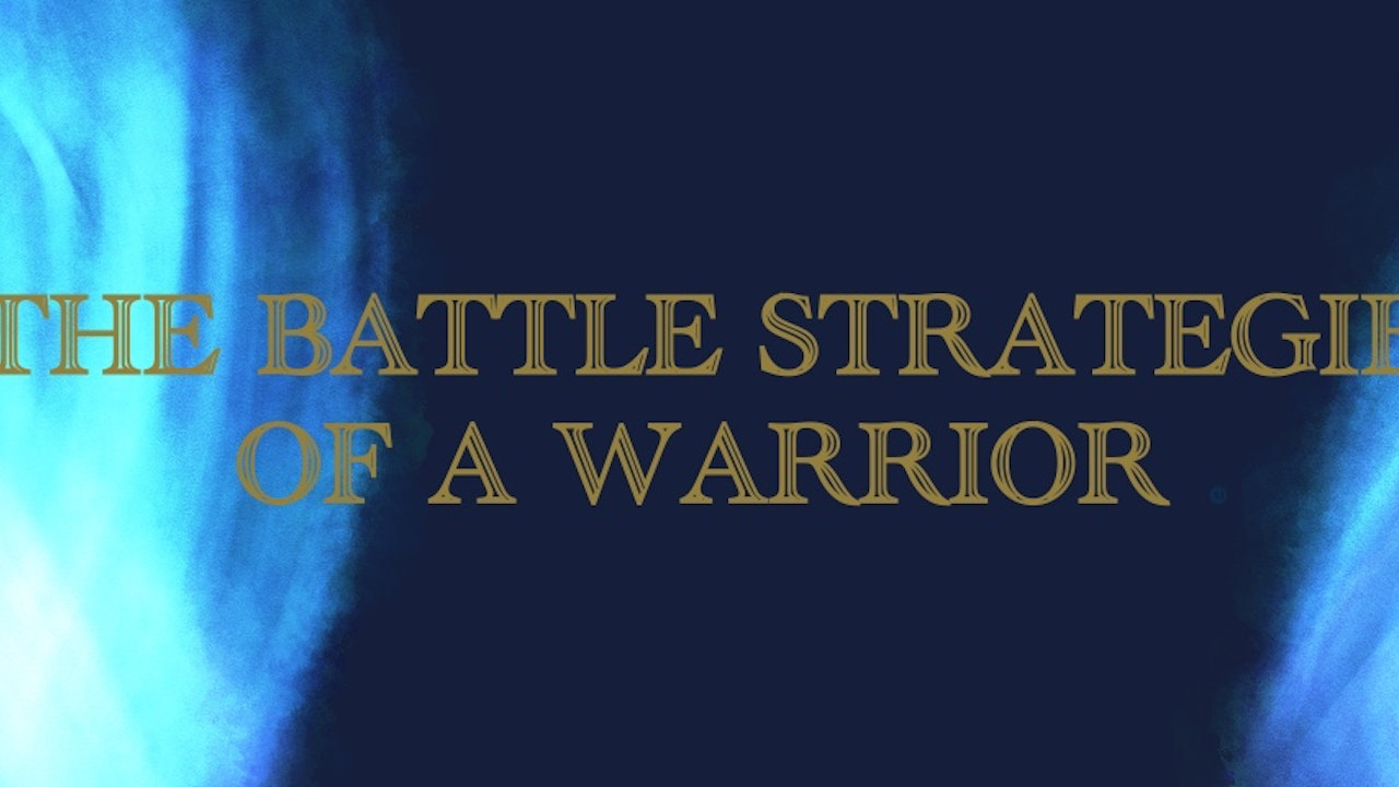 The Battle Strategies Of A Warrior