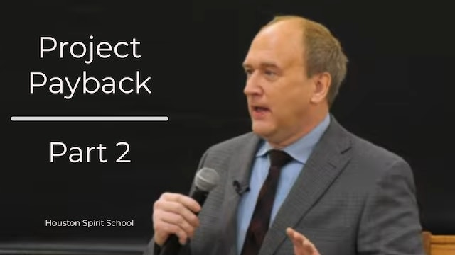 Project Payback -Kevin Zadai- Part 2