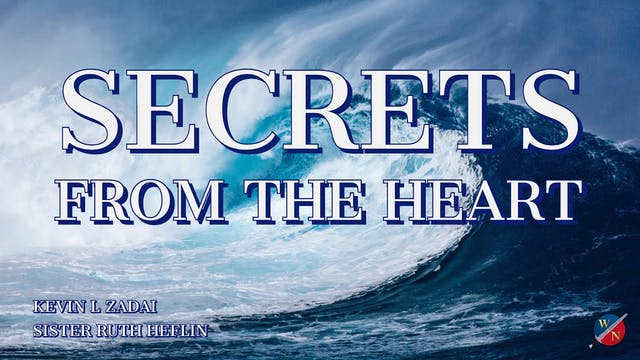 Secrets From The Heart - Live With Si...