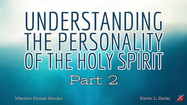 Understanding The Personality Of The ...