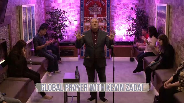 Live Global Prayer