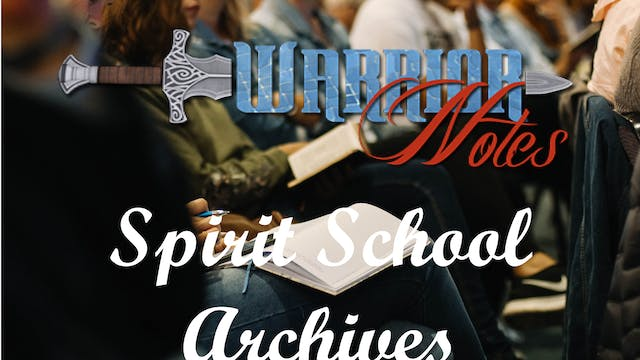 Spirit School Archives
