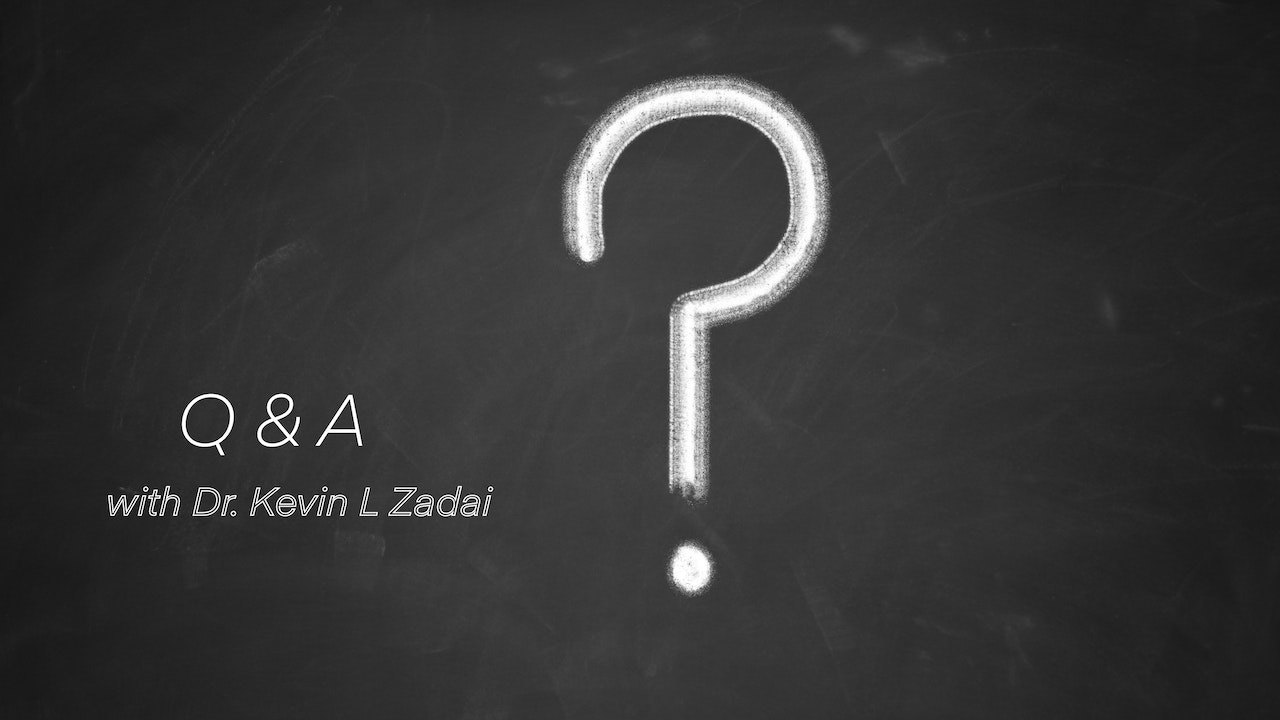 Q & A With Kevin Zadai