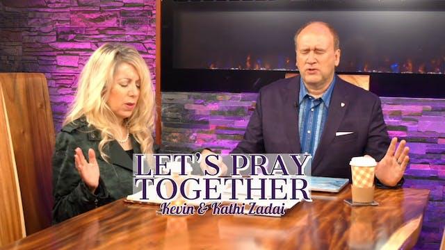 Let's Pray Together: Session 2