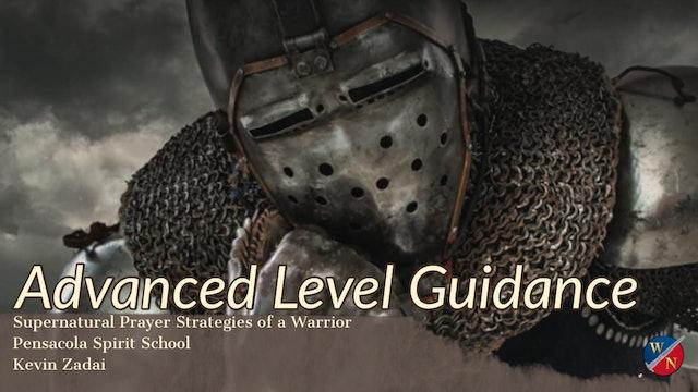 Advanced Level Guidance - Kevin L Zadai