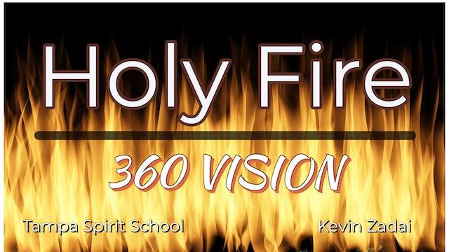 Holy Fire Spirt School Tampa Florida - Kevin Zadai