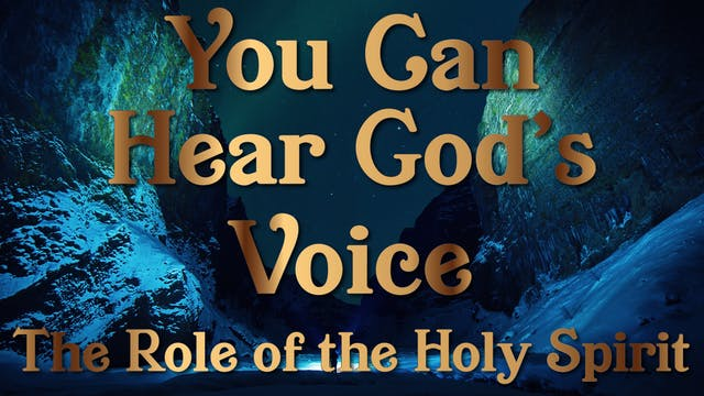 The Role of the Holy Spirit - Your Ca...