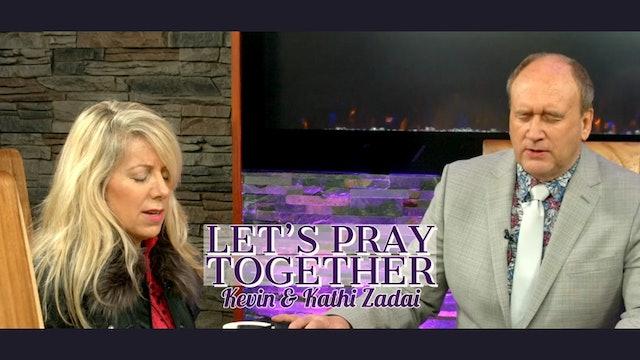 Let's Pray Together: Session 3