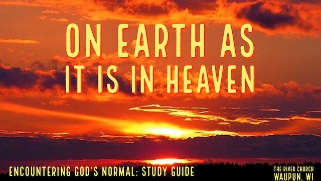 On Earth As It Is In Heaven  - Kevin Zadai
