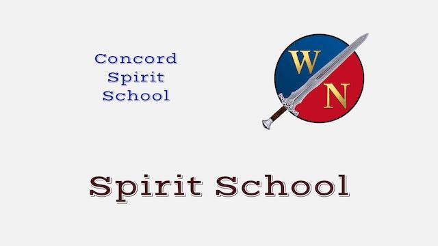 Concord Spirit School