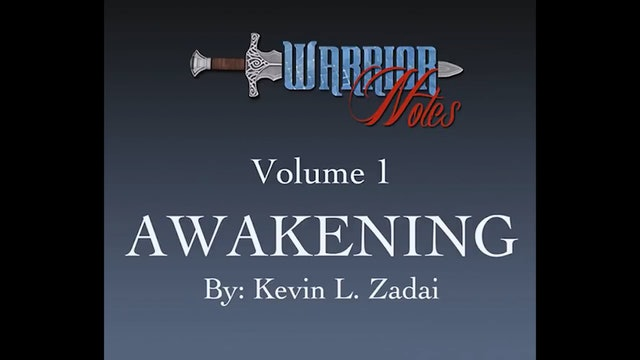 Kevin Zadai Soaking Music Volume 1 Awakening. Movement Three Day