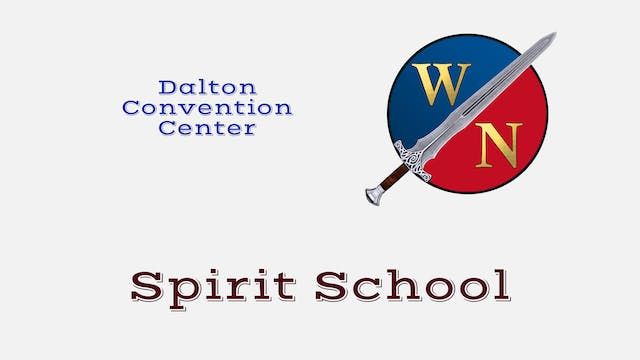 Dalton Convention Center, GA Spirit School