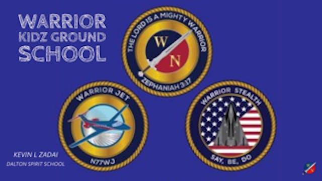 Warrior Kids Ground School - Warrior Jet