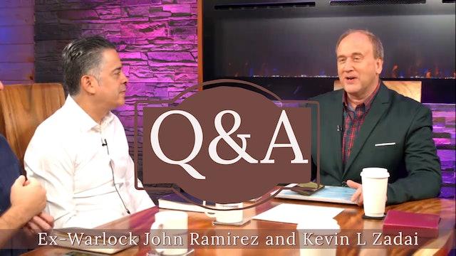 LIVE Q&A With Kevin Zadai & Ex-Warlock John Ramirez