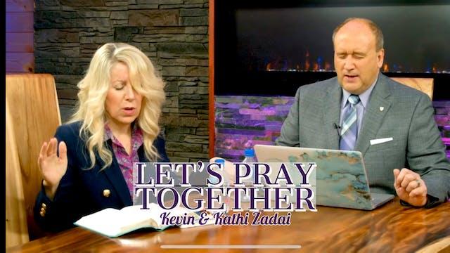 Lets Pray Together! Session 6