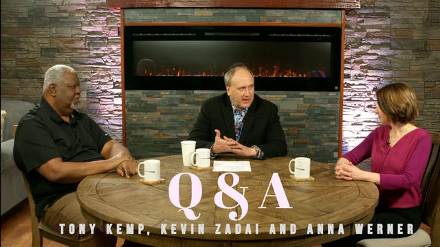 Q&A With Kevin Zadai With Ana Werner ...